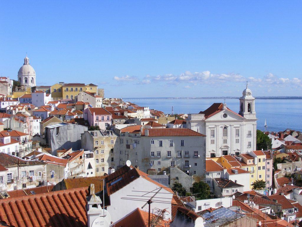 lisbon, portugal, alfama