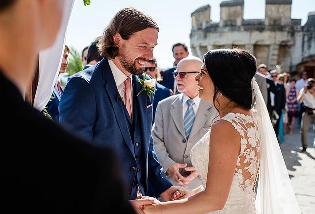 Perfect portugal wedding planning team