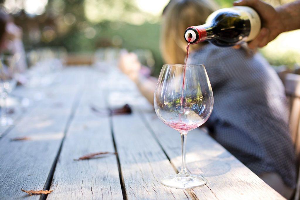 wine, glass, drink