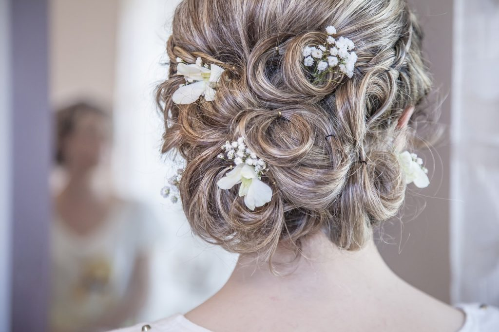 hair, marriage, bride